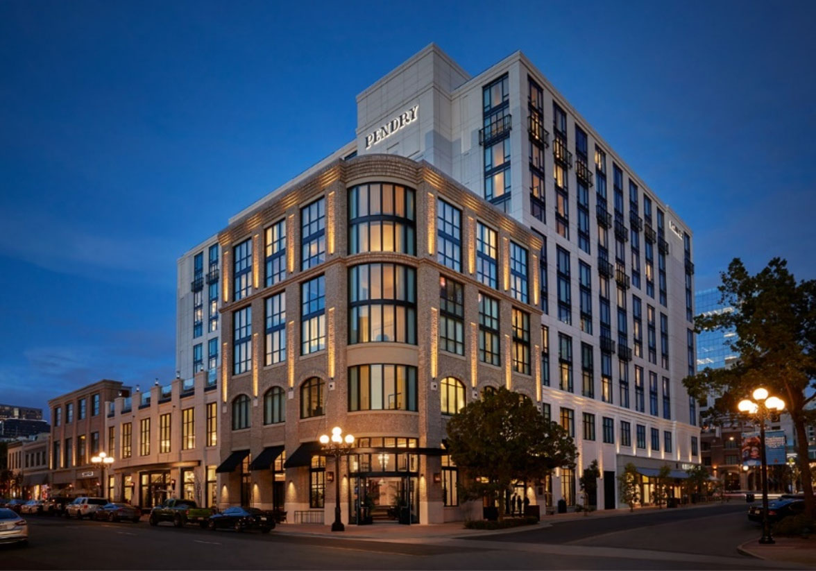Leasehold on Pendry Hotel